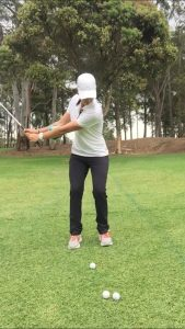 Reduce the Chicken Wing in Your Golf Swing- Rachel Bailey Golf